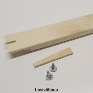Lovivälipuu 40x20mm