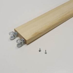 Ruuvivälipuu 55x55mm kiilakehykselle