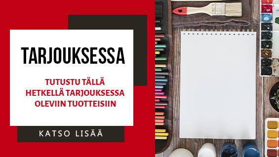 Taidetarvikkeita.fi tarjoustuotteet