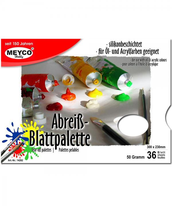 Meyco repäisypaletti 30x23cm